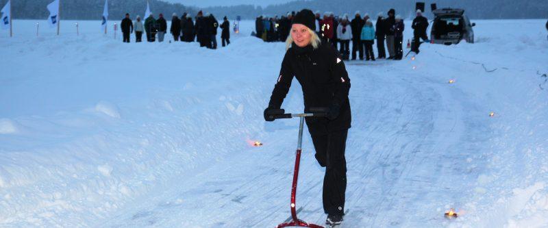 Saimaan rastiseikkailu - TYKY ohjelmaa talvella Lappeenrannassa ja Imatralla - Holiday Club Saimaalla